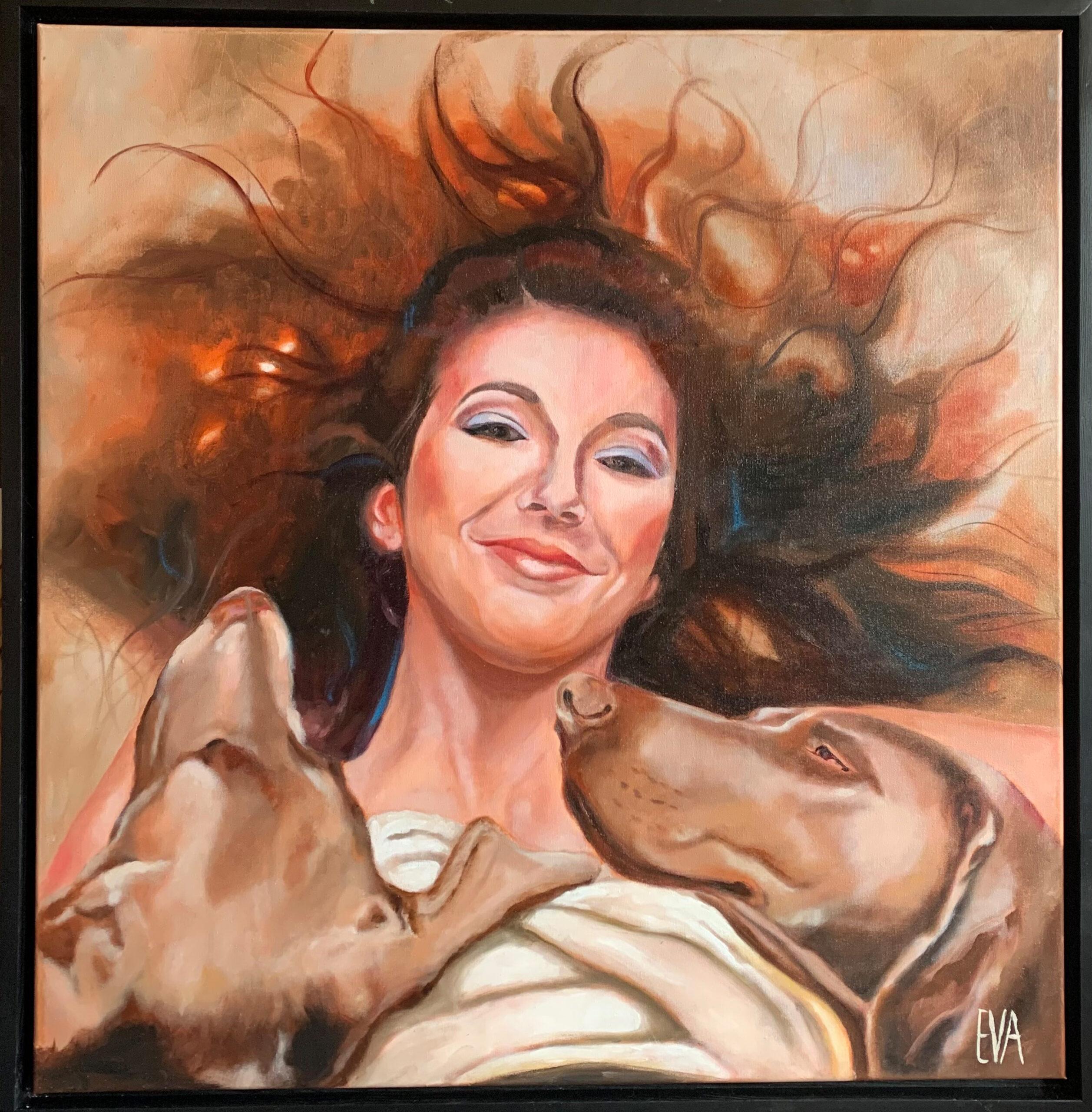 Kate Bush hounds of love